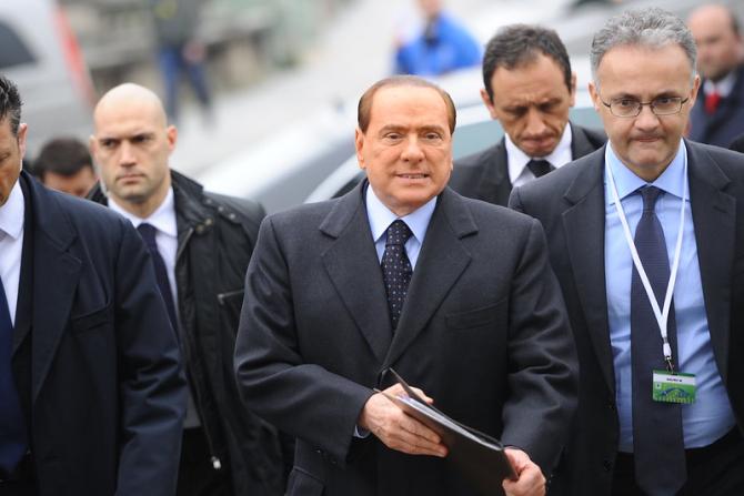 Silvio Berlusconi / Foto: Parlamentul European