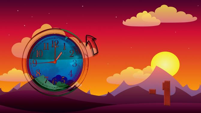 La sfârșitul lunii octombrie vom da ceasurile înapoi cu o oră