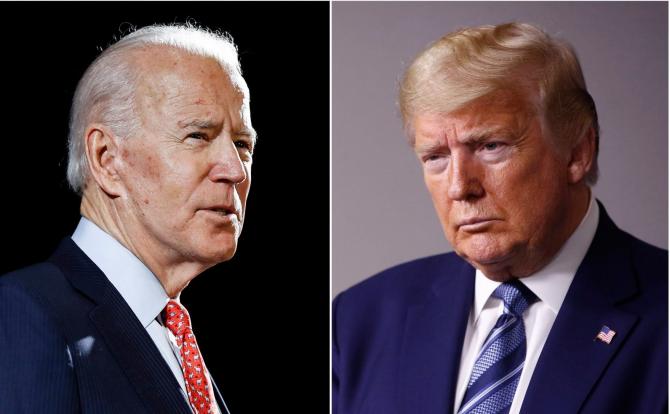 Ce le-a transmis Joe Biden lui Donald și Melaniei Trump