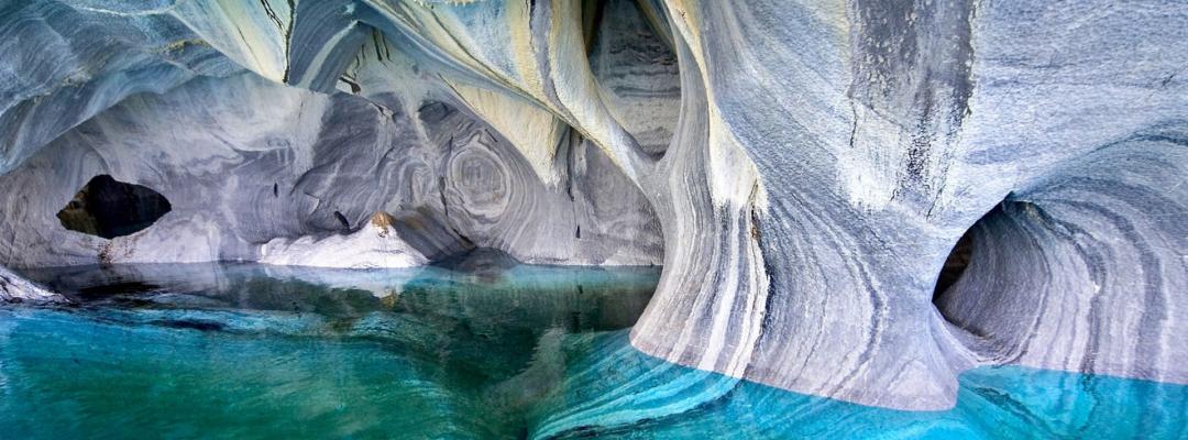 Lacul Carrera, Patagonia