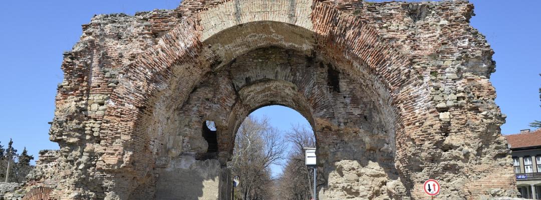Bulgaria, fortăreața Hissar