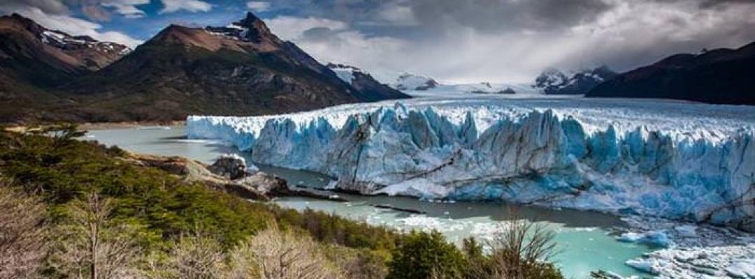 Ghețarul Perito Moreno, Argentina