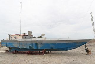 Submarinul a fost arestat de autoritățile spaniole.