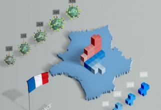 CORONAVIRUS: Guvernul francez prelungește restricțiile până în 2021