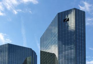 Cea mai mare bancă a Germaniei nu se simte prea bine