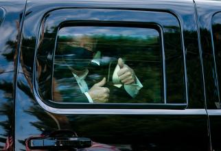 Detalii despre Trump: Vrea să vorbească cu americanii şi vrea să iasă