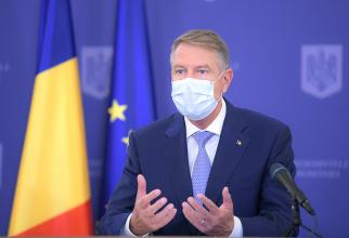 Klaus Iohannis, despre strategia de vaccinare anti-COVID