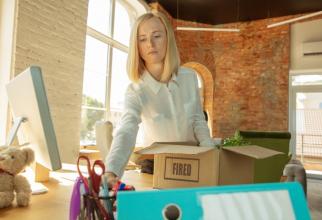 Cei care au rămas fără un loc de muncă pot beneficia de ajutor de șomaj