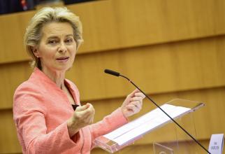 Ursula von der Leyen: Statele Unite s-au întors! UE şi SUA sunt parteneri naturali