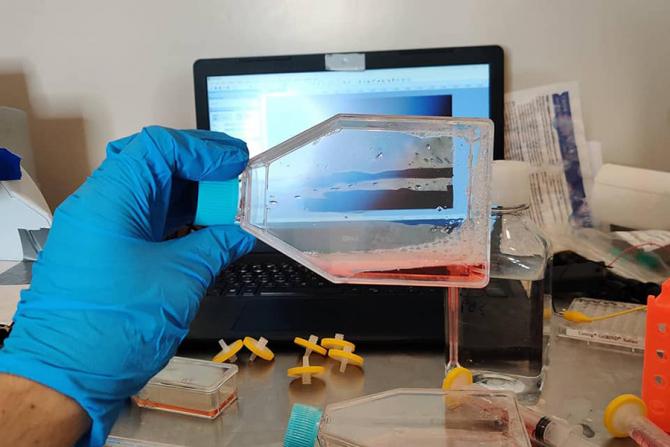 Josiah Zayner a testat pe sine un vaccin experimental