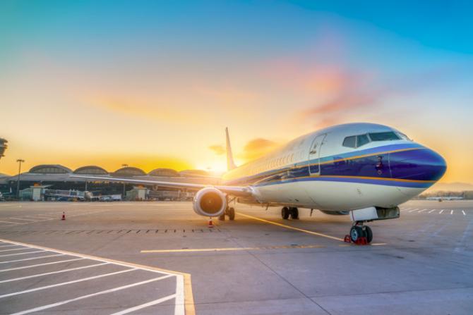 Airbus şi Boeing concurează pentru a furniza avioane de 5,3 miliarde dolari companiei italiene ITA