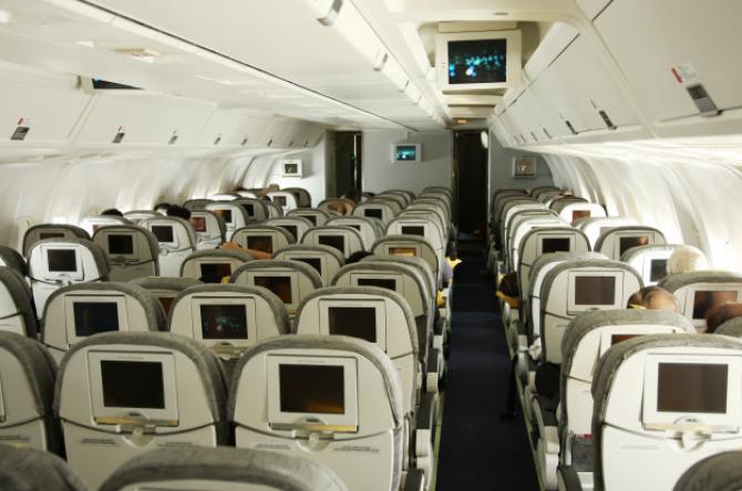 Cât de periculos este mediul din avion
