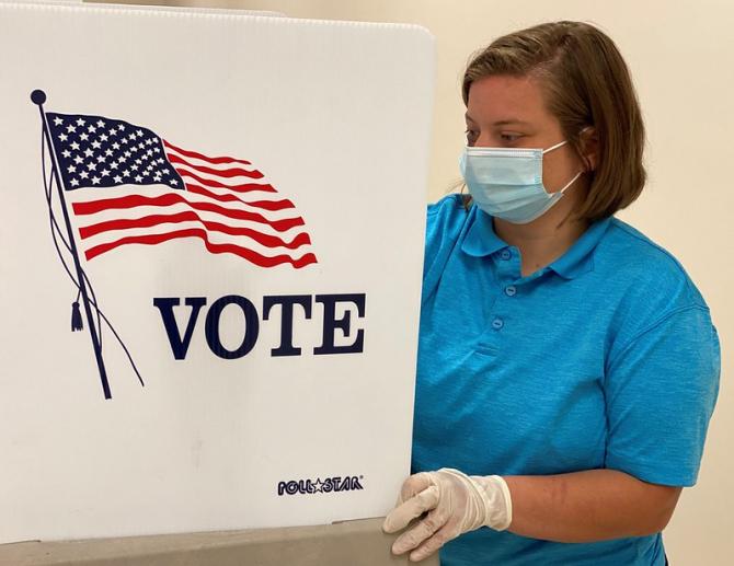 Mulți americani vor să își schimbe votul