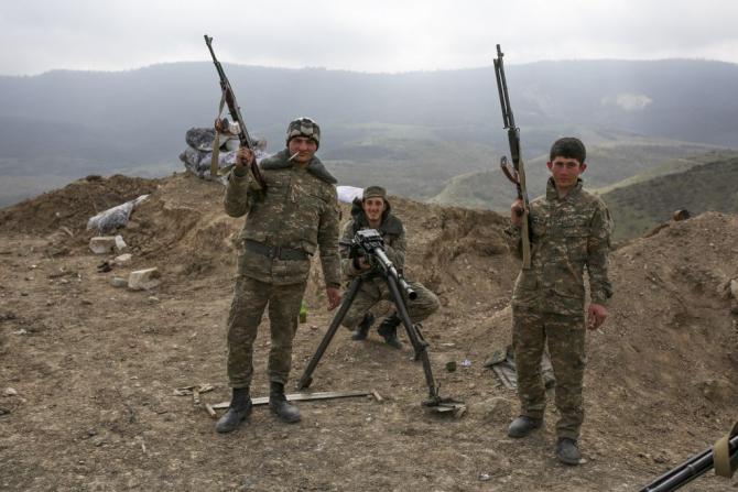 Nagorno-Karabah. ONU: Încetarea focului URGENT