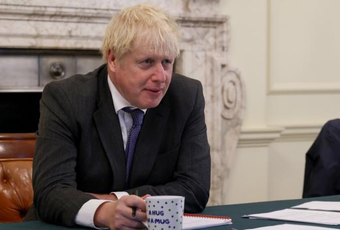 Boris Johnson: Nu vă faceți griji copii, COVID nu îl va opri pe Moș Crăciun