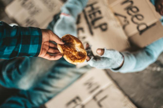 Sărăcia extremă, în creștere