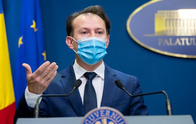 Cîțu a făcut ANUNȚUL: Am semnat plata pentru avansul de vaccin Covid-19