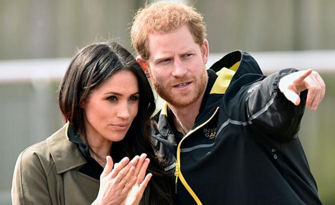 """CUVINTELE prințului Harry au """"CONDAMNAT"""" relația cu Meghan"""