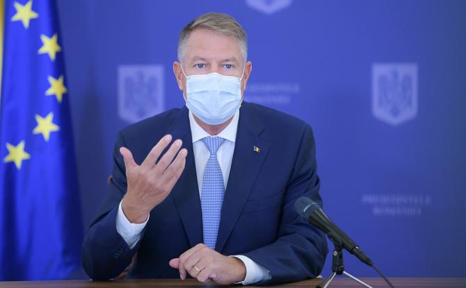 Declarațiile președintelui României
