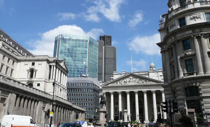 Banca Centrală a Marii Britanii