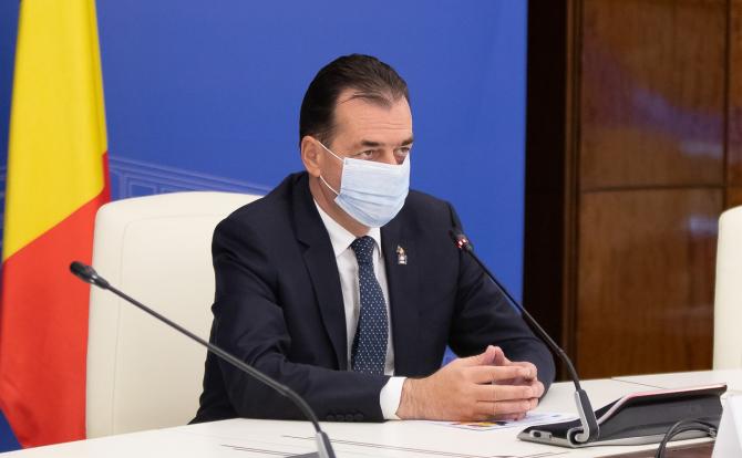SUA şi România: Ludovic Orban, MESAJ către Joe Biden