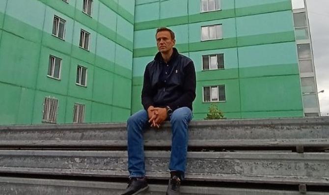Locuința lui Aleksei Navalnîi din Moscova, percheziționată din nou