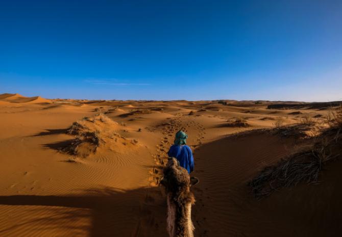 Nisipul din deșert nu este indicat pentru fabricarea betonului
