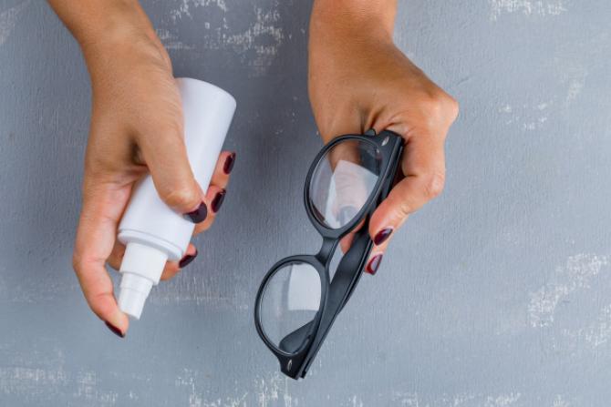 Aburirea ochelarilor a devenit o problemă în această perioadă