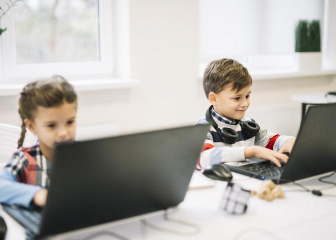 MEC: Peste 3.000 de unităţi de învăţământ fac cursuri online