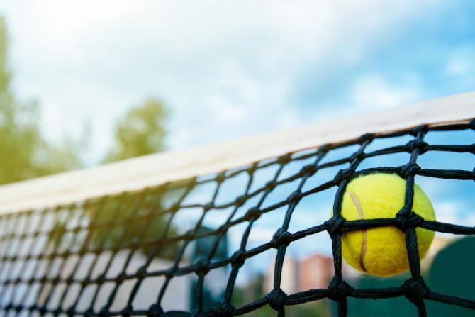 Un meci din cadrul turneului de la Roland Garros