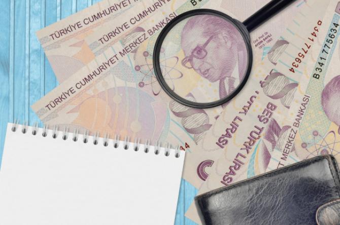 Banca Centrală a Turciei a MAJORAT dobânzile, iar lira turcească s-a apreciat