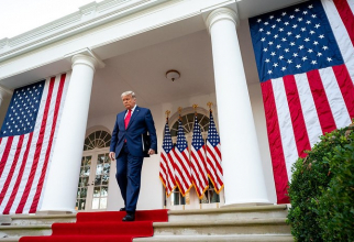 Donald Trump nu se lasă ușor