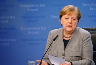 Cancelarul Germaniei nu este mulțumită