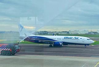 Compania Blue Air oferă REDUCERI de SĂRBĂTORI
