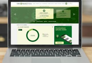 CEC Bank a lansat CREDITUL DE NEVOI PERSONALE 100% ONLINE