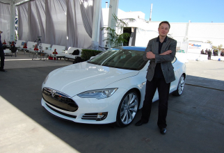 Elon Musk / Foto: Maurizio Pesce - Flick