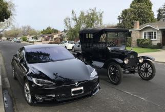 Miliardarul american a avut probleme cu parcatul mașinii sale