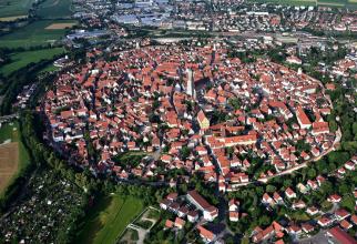 Orașul Nördlingen