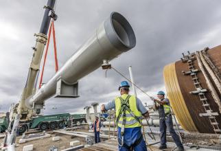 Nord Stream 2 merge mai departe