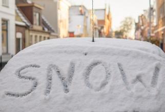 În unele zone o să mai ningă