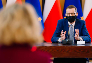 Premierul polonez pare destul de convins de ceea ce spune