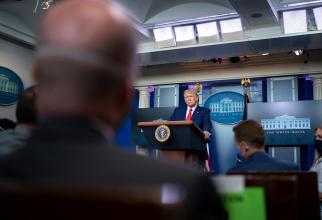 Donald Trump / Foto: Casa Albă