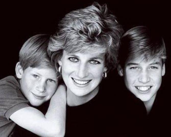 ULTIMA DISCUȚIE a Prințesei Diana cu Prințul Harry