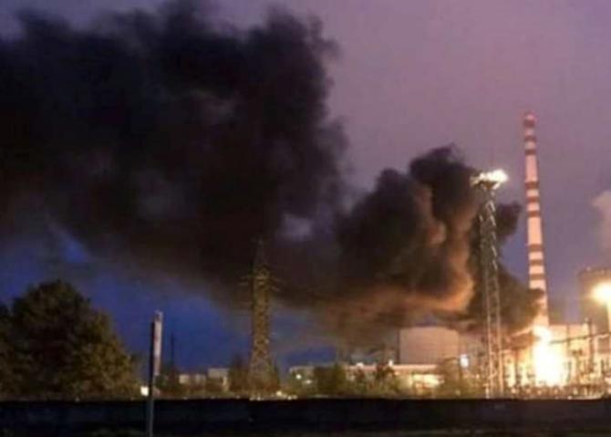 Explozii la centrala nuclează proaspăt inaugurată în Belarus