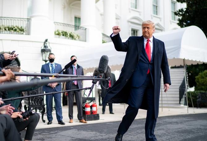 Președintele în exercițiu nu este de acord
