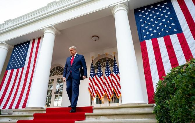 SUA: O nouă înfrângere pentru TRUMP