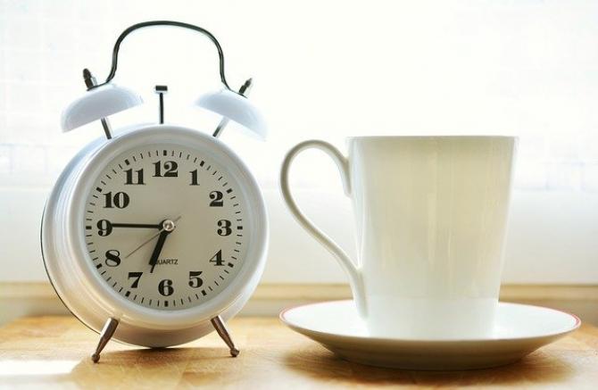 Informații potrivite pentru cafeaua de dimineață