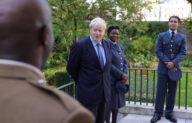 Boris Johnson spune că situația impune o astfel de decizie