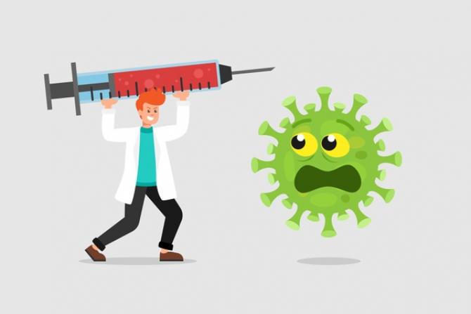 Momentul în care vom avea un vaccin este din ce în ce mai aproape
