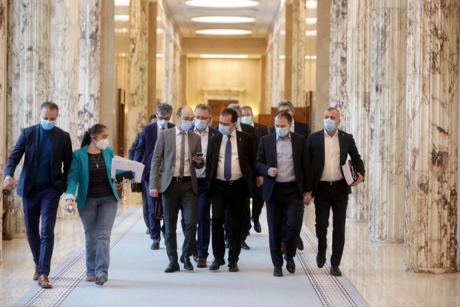 Ludovic Orban și-a dat demisia